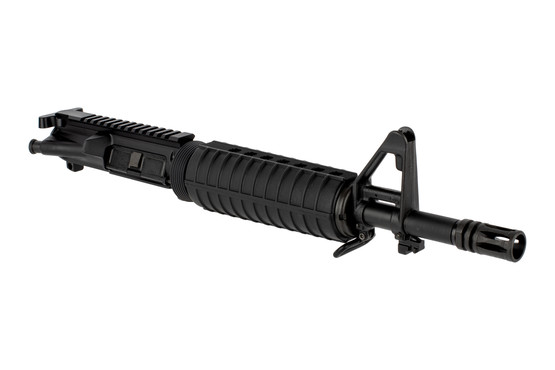 The Del-Ton AR15 pistol kit comes with a fully assembled upper receiver