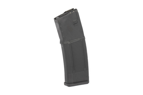 The ProMag Rollermag AR-15 magazine holds 30 rounds of 5.56 NATO ammunition in it's polymer body