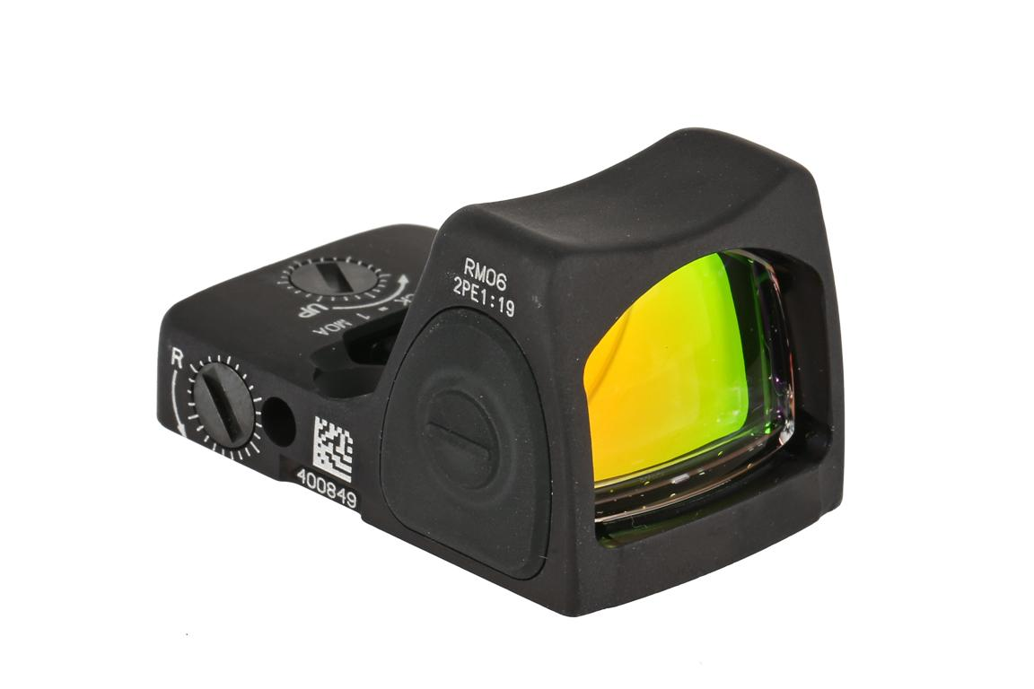 Trijicon RMR Type 2 Adjustable LED Reflex Sight - 3.25 MOA