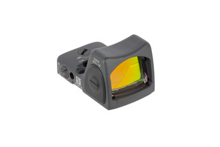 Trijicon RMR Type 2 Adjustable LED Reflex sight features a 3.25 MOA reticle and Sniper Grey cerakote finish