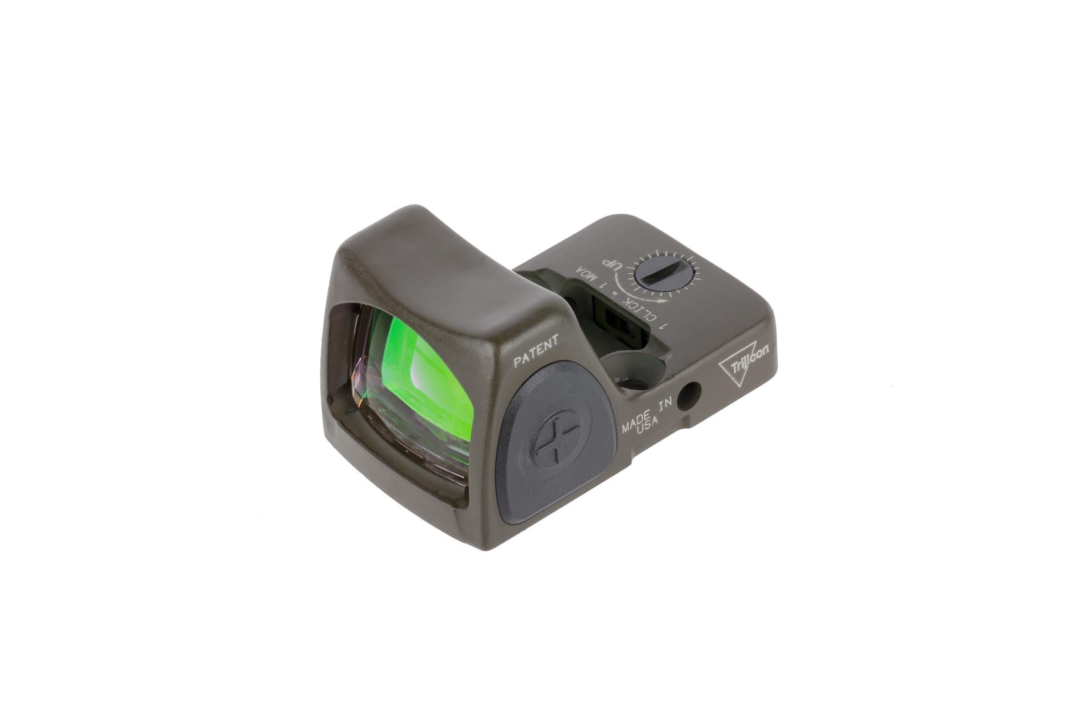 Trijicon Rmr Type 2 Adjustable Led Reflex Sight 6 5 Moa
