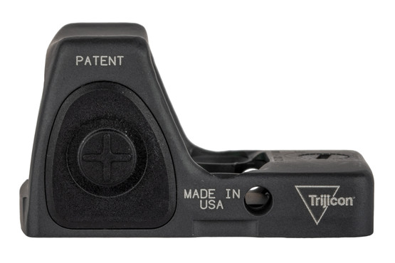 Trijicon Sniper Grey RMR Type 2 1 MOA reflex red dot sight is 100% made in the U.S.A. for maximum quality