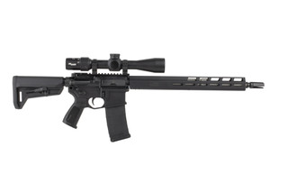 SIG Sauer M400 Tread 556 AR15 rifle comes with the Sierra 3 BDX scope