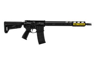 SIG Sauer M400 Tread AR15 Rifle features a 16 inch barrel chambered in 5.56