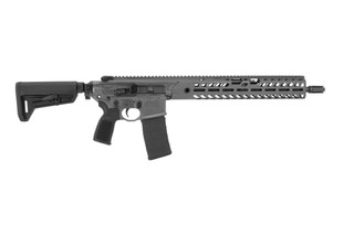 SIG Sauer MCX Virtus Patrol Rifle is chambered in 5.56 NATO