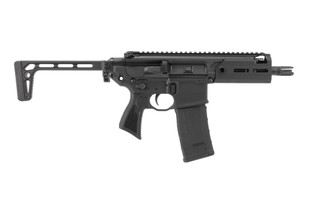 SIG Sauer Rattler 300 Blackout SBR features a 5.5 inch barrel