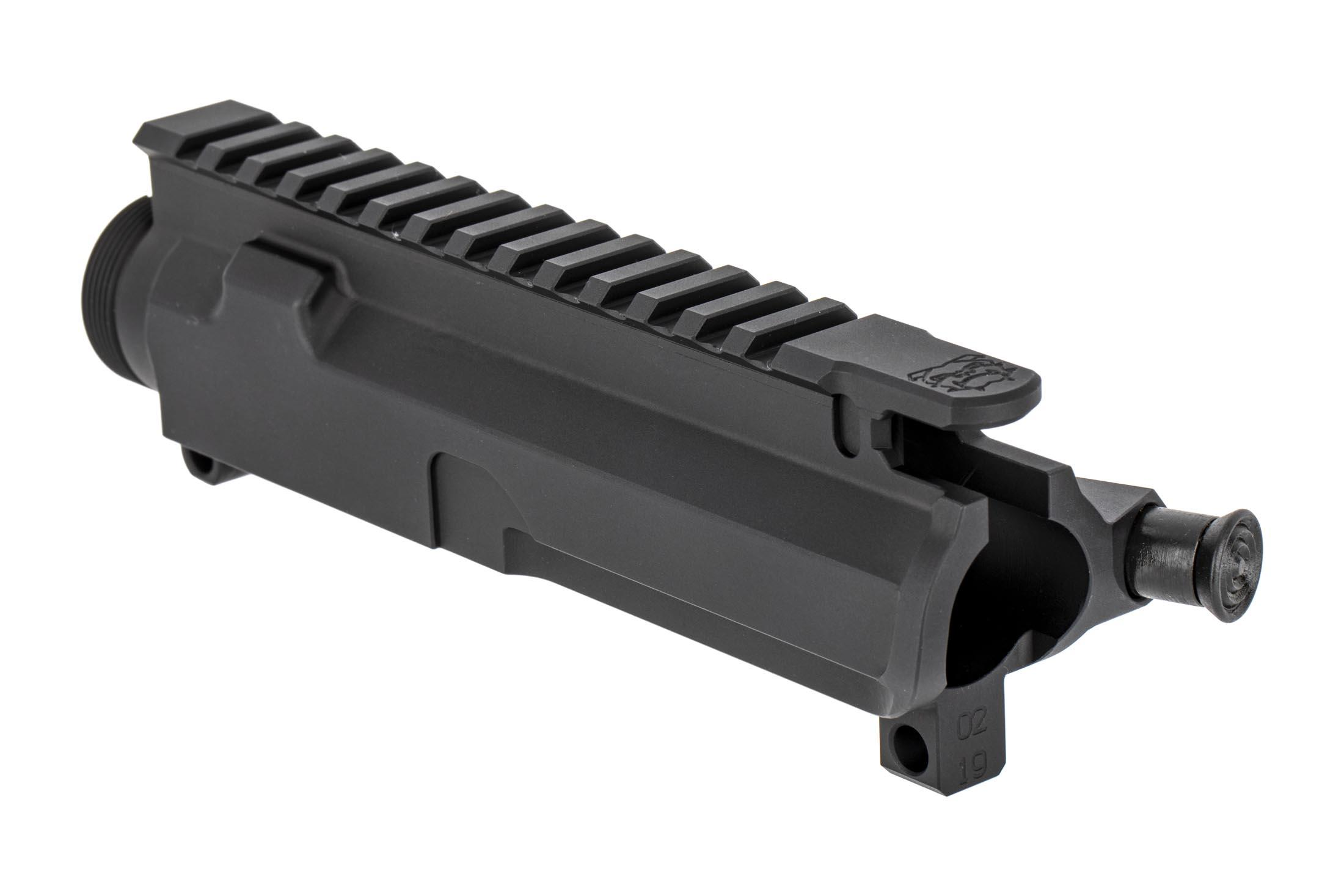 Rosco Manufacturing Purebred billet AR15 upper receiver assembly are precision cut by American Defense Mfg.