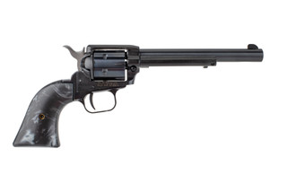 Heritage Arms Rough Rider 22lr revolver with black oxide finish