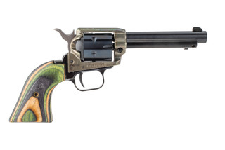Heritage Arms Rough Rider 22 lr revolver with laminate grips