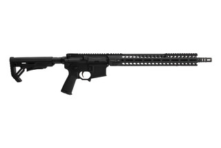 Strike Industries Sentinel Elite Rifle is chambered in 223 wylde with a 16 inch barrel
