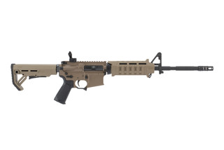 Strike Industries Sentinel Rifle features flat dark earth furniture