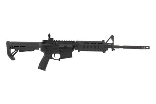 Strike Industries Sentinel Rifle features a two piece polymer handguard and M4 barrel