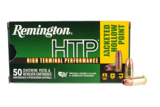 Remington HTP 9mm 147gr JHP