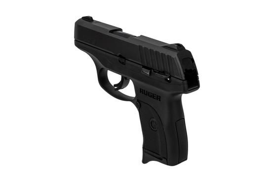 Ruger EC9s 9mm Sub Compact Polymer Handgun Black - 7 Round