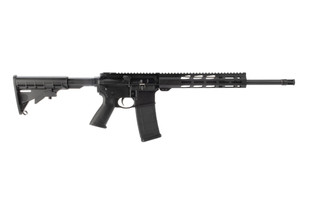 Ruger AR-556 AR15 rifle features a 16 inch barrel