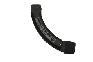 Ruger BX25x2 Tandem Magazine holds up to 50 rounds of ammunition