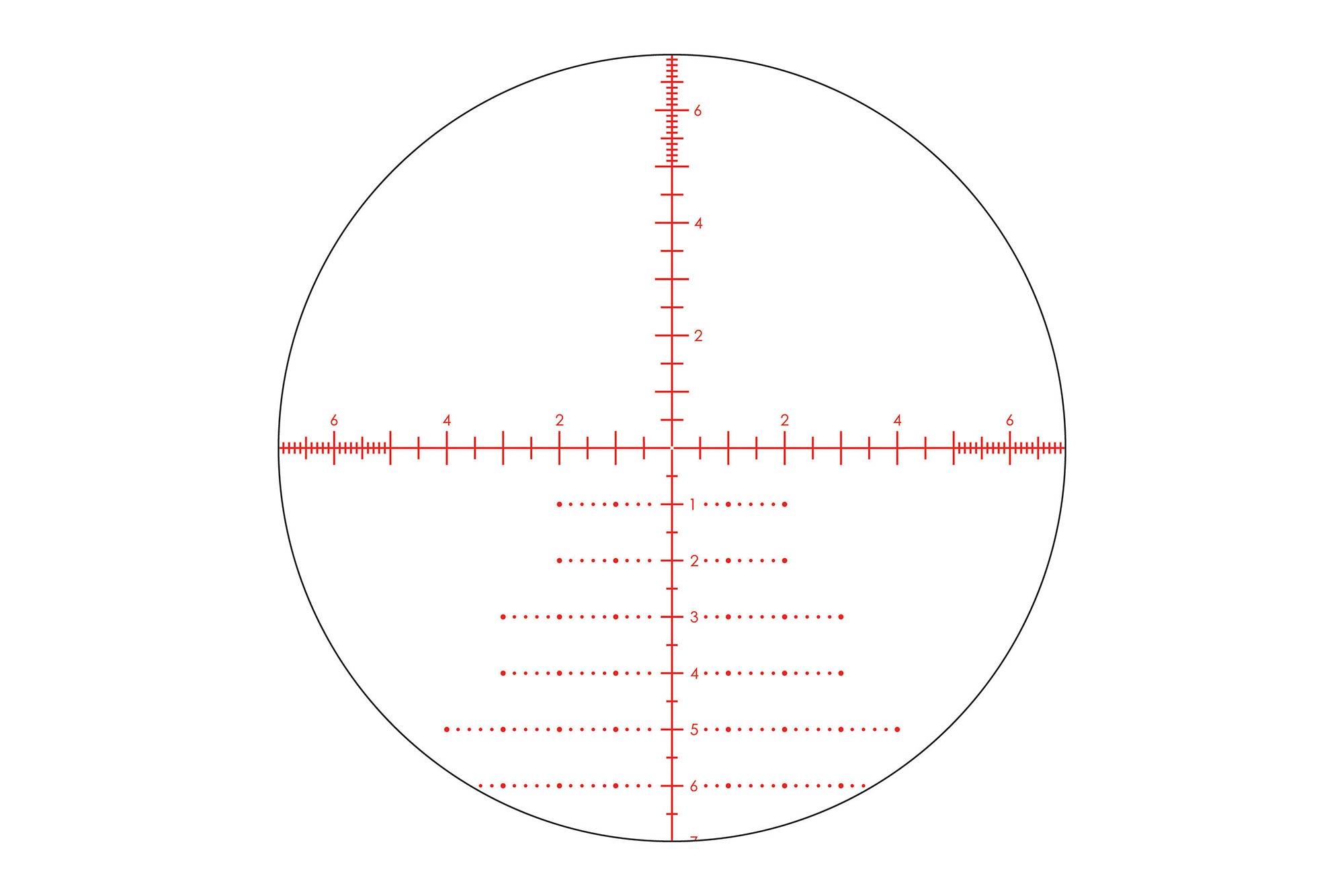 Vortex Optics Razor Hd Gen Ii 4 5 27x56mm Ffp Ebr 2c
