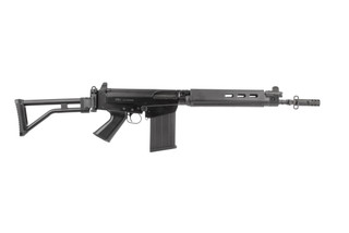 "DS Arms SA58 Jungle Warrior Carbine with PARA stock and 16"" barrel chambered in .308 Winchester"