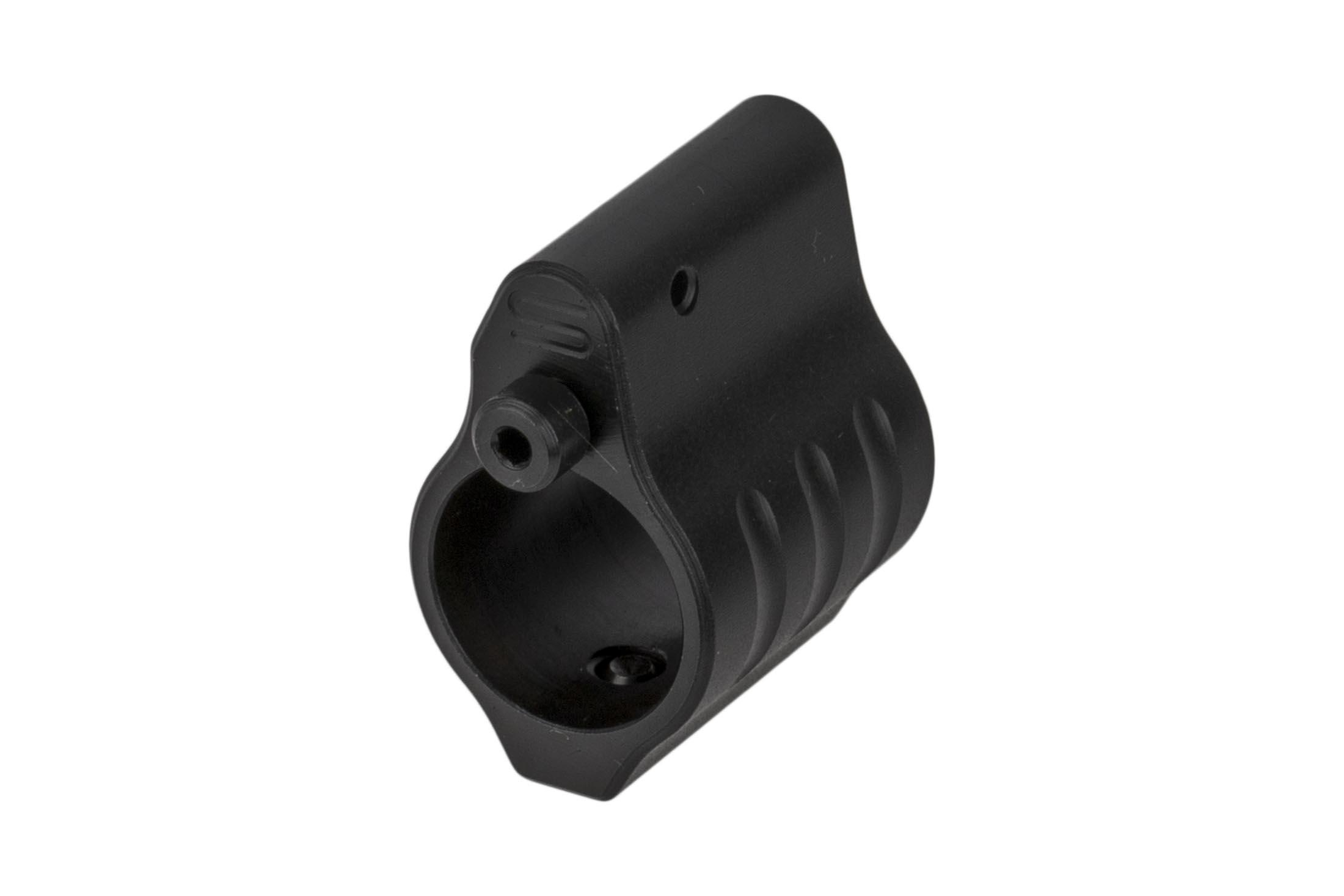 SLR Rifleworks Sentry 6 adjustable gas block for .625 inch barrels includes a gas tube roll pin and adjustment tool