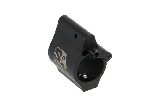The Superlative Arms adjustable gas block includes a hex wrench to tune the gas settings