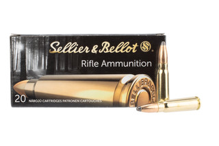 Sellior & Bellot 7.62 123gr ammo