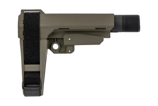 SB Tactical SBA3 AR Pistol Stabilizing Arm Brace flat dark earth