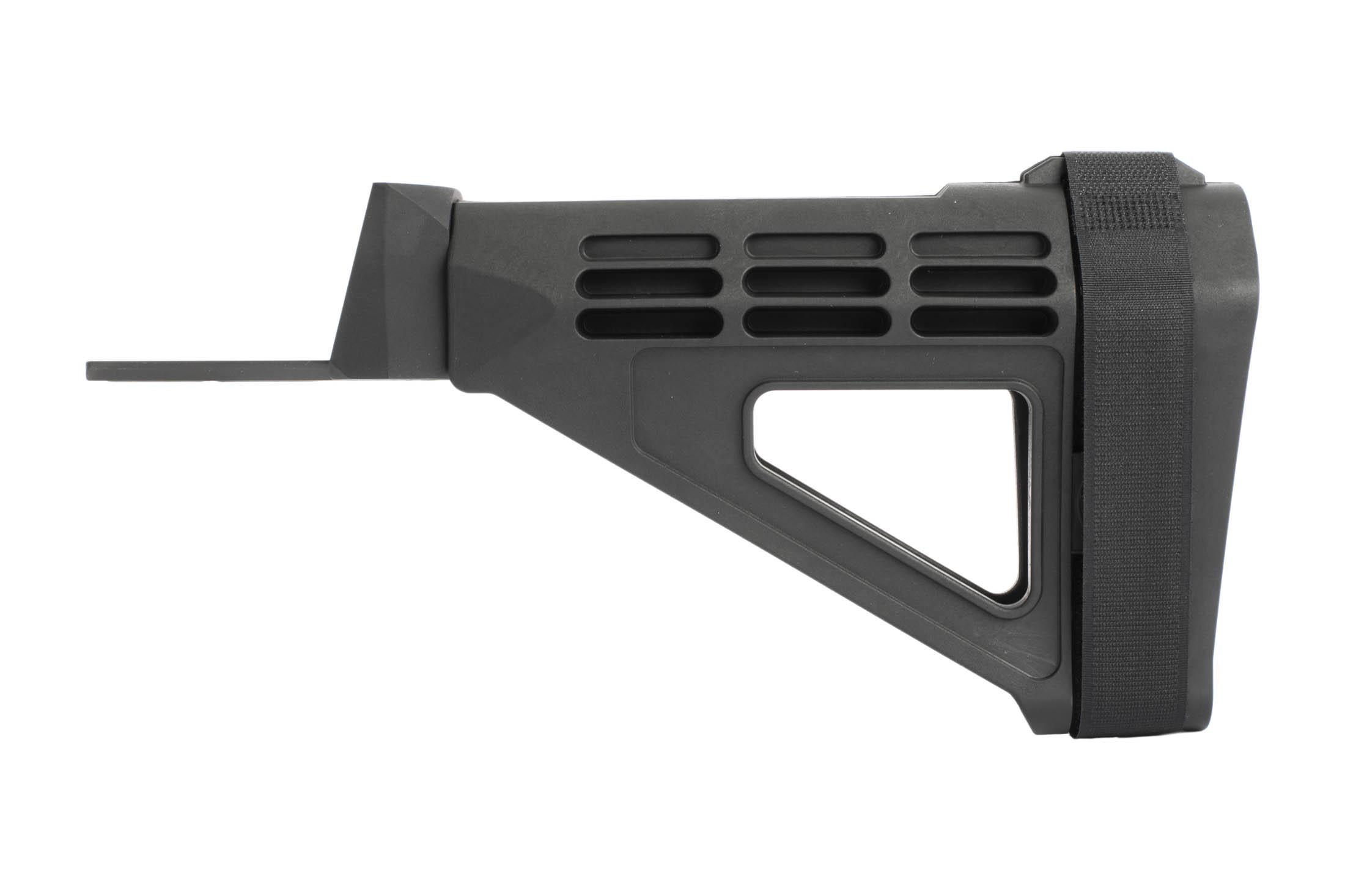 SB Tactical pistol stabilizing arm brace fits AK-47 and AK74 pistols and is ATF approved