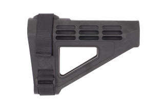 The SB Tactical SBM4 Pistol Stabilizing Brace is a replacement for ar15 buttstocks to turn your rifle into a pistol