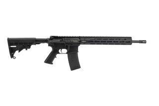 "Troy Industries SPC M4A3 complete AR-15 in 5.56 NATO with 16"" barrel and freefloat M-LOK rail"