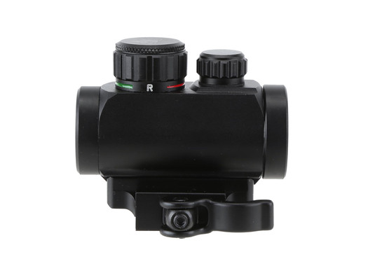 Leapers UTG ITA Red/Green Micro Dot with Integral QD Mount