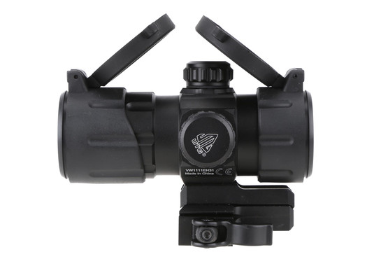 Leapers UTG ITA Red/Green Dot Sight for CQB with Integral QD Mount