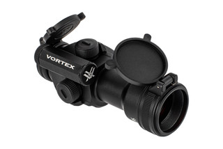 Vortex Optics StrikeFire 2 Red Dot Sight features a 4 MOA reticle