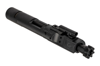 SureFire Optimized Bolt Carrier Group AR15 features a shorter gas key for increased stroke distance