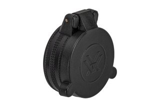 Vortex Optics Ocular Flip Cap for the strikefire 2 features spring-loaded deployment.