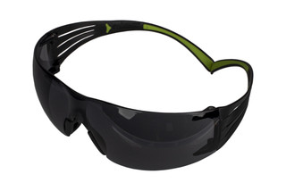 The Peltor Sport SecureFit 400 eye protection has a flexible low profile frame