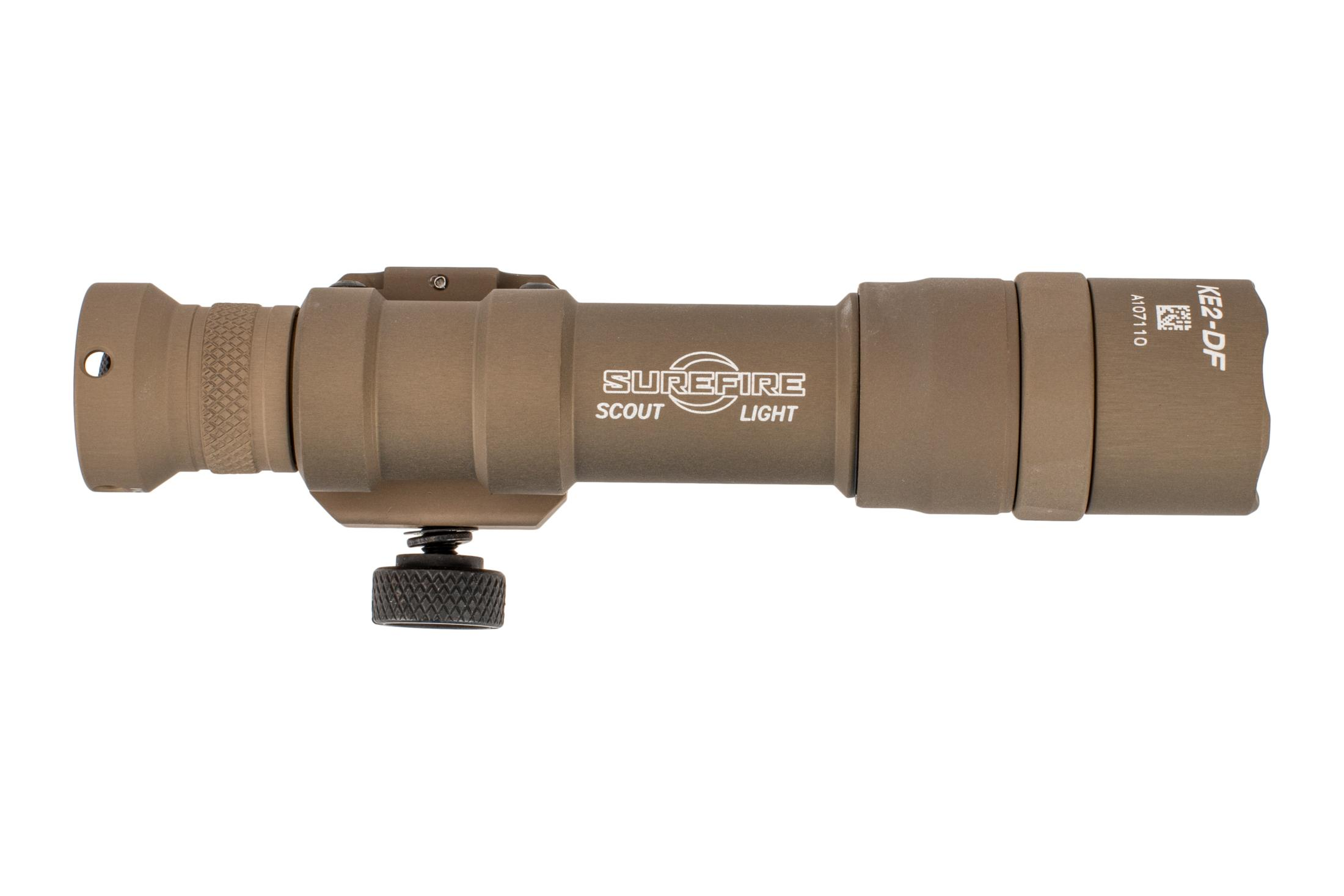 SureFire M600DF Scout Dual Fuel 1500 Lumen Weapon Light - Tan