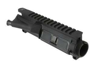 The Spike's Tactical AR-15 upper receiver assembly is forged from 7075-T6 aluminum