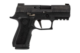 Sig P320 Xcarry Compact Optic ready pistol is chambered in 9mm