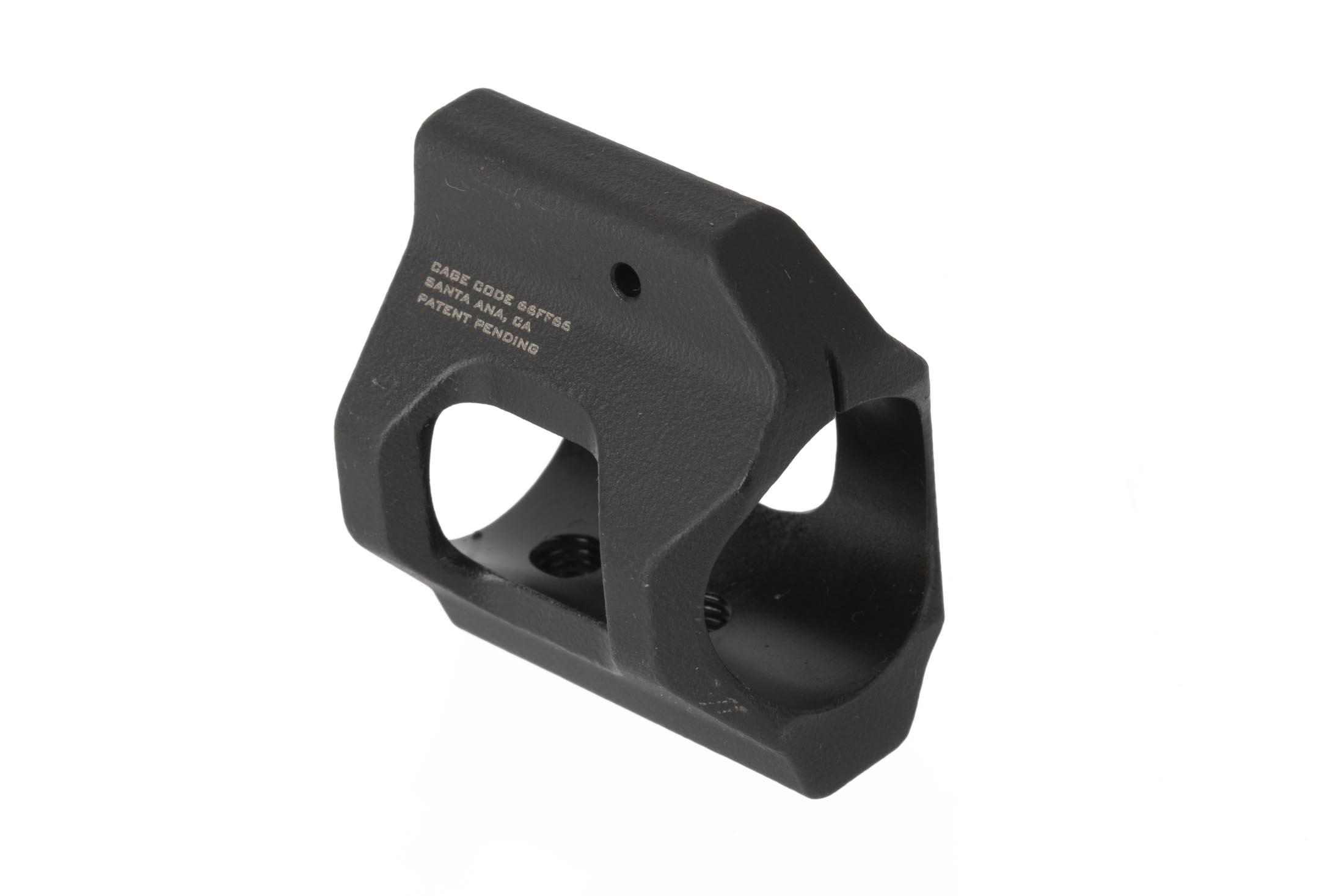 Strike Industries enhanced low profile gas block fits .750in AR-15 or AR-308 barrels and is machined from high strength steel.