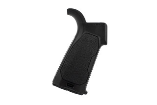 The Strike Industries Viper Enhanced Pistol Grip 20 degree is the most common angle for AR15 grips