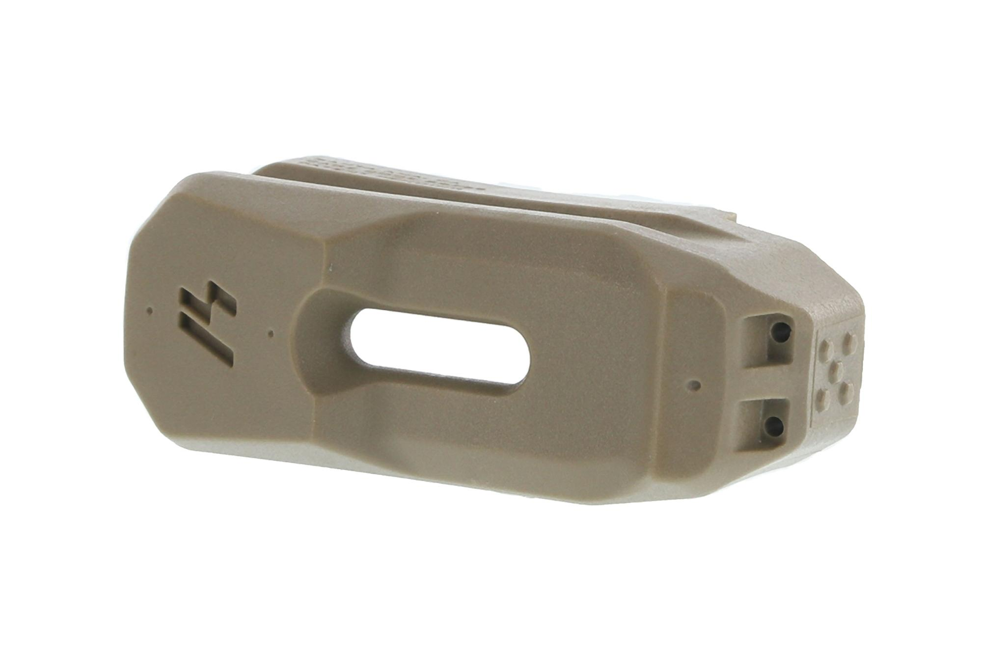 Strike Industries Plus 5 Enhanced Magazine Plate - Flat Dark Earth