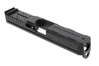 Strike Industries LITE Slide for Glock 19 Gen 3 features a black Nitride finish