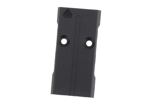 Strike Lite Slide Glock 19 comes with a cover plate