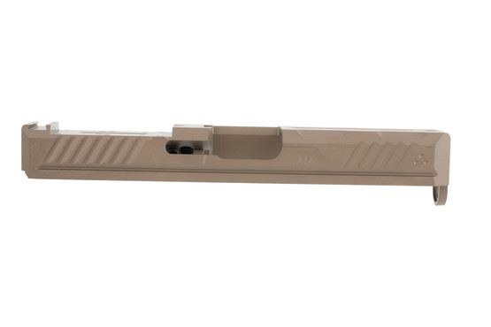 Strike Industries Lite Slide Glock 19 Gen 3 FDE comes stripped