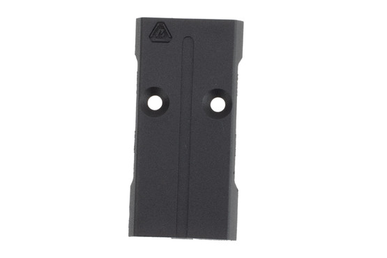 Strike Industries Lite Glock Stripped Slide comes with a cover plate