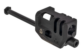 Strike Industries Mass Driver compensator for Glock G19 compact handguns with counter recoil system