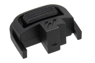 Strike Industries PolyFlex M&P Slide back plate is molded from polymer