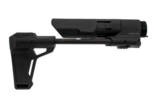 The Strike Industries PDW Stabilizer AR Pistol Brace is ultra compact and features 2 positions