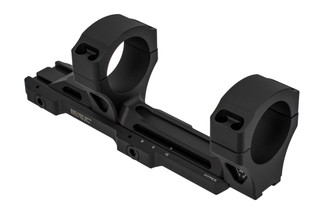 Strike Industries Adjustable Scope Mount ASM is machined from 7250 aluminum