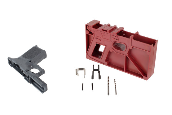 Strike 80 Percent pistol frame comes in gray